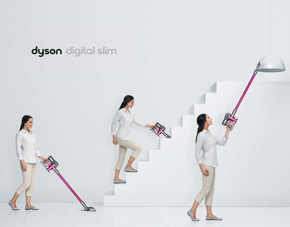 Dyson Digital Slim vacuum cleaner