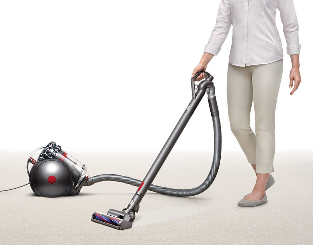 The Vacuum With No Maintenance And Strong Constant Suction