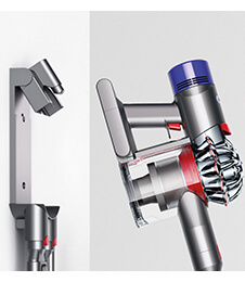 dyson v8 absolute plus cordless vacuum cleaner features. Black Bedroom Furniture Sets. Home Design Ideas